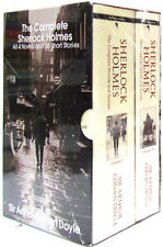 Complete Sherlock Holmes Vol l & ll Sir Author Conan Doyle (Box Set,2 Paperback)