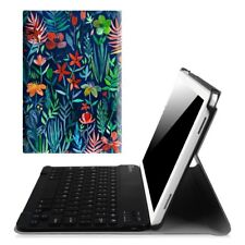 Samsung Galaxy Tab A 10.1 With S Pen Bluetooth Detachable Keyboard Case Jungle