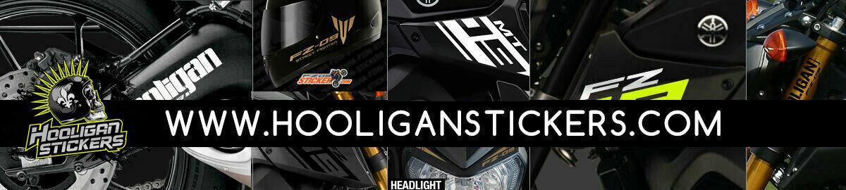 Hooligan Stickers