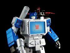 Custom Transformers Masterpiece Shattered Glass Soundwave Mp-13 Takara Botcon G1
