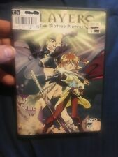 Slayers - The Motion Picture (DVD, 2000)