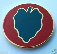 24TH INFANTRY DIVISION   Military Veteran US ARMY Hat Pin 14853 HO