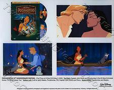 Pocahontas 8x10 Color Photo Animated  #1040