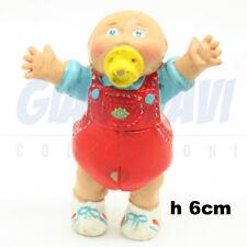 PVC - Cabbage Patch Kids - 1984 - Bebe In piedi Rosso