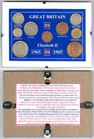 Birthday Coin year sets; 1930-1967; great presents or collect! Choose your date