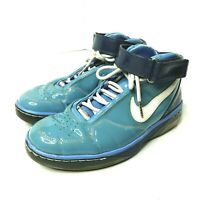 Nike Air Force 25 (B) Be True Valor Blue/White/Midnight 316881-414 - Size 10.5