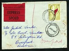 SWAZILAND 1964 QEII EXPRESS COVER TO SOUTH AFRICA.   A488