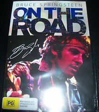 Bruce Springsteen On The Road Documetary (Australian Region 4) DVD - New
