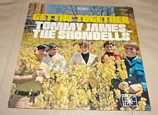 Tommy James & the Shondells Gettin' Together Sealed LP