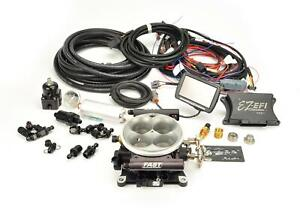FAST 30227-06KIT EZ-EFI Self Tuning Fuel Injection System w/ Iinline Fuel Pump