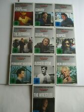 ROLLING STONES VIDEOTHEK The Rebel Collection 10 DVDs Box Region 2/PAL SystemNEW