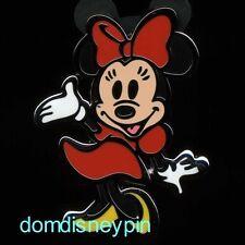 Disney Pin *Stylized Characters* Cute Cartoon Mystery Pack Set - Minnie!