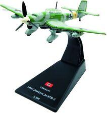 Lose Fun Park Escala 1//72 Alemania Junkers Ju 87 Avi/ón de ataque Modelo militar de combate de metal Fairchild Republic Modelo de avi/ón fundido a presi/ón para conmemorar la colecci/ón o los regalos