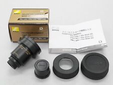 New! Official Nikon Field Scope DS Eyepiece 16×/24×/30× Wide DS Japan Import!