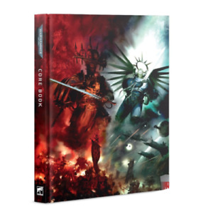Warhammer 40k - 9th Edition Rulebook Hardback (From Indomitus - New in Stock)