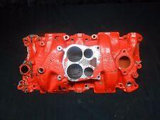 GM 14057053 SBC Small Block Chevy Engine Intake Manifold 4 Barrel EGR OEM