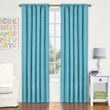 "Living Room Curtain Blackout Darkening Drape Best Thermal Bedroom Panel 63"" 84"""