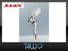 STAR Mini gravity feed spray gun HVLP low pressure spot repair / 1.0mm