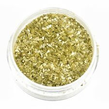CHARTREUSE Crushed Glass Glitter for ICE Resin by Ranger .25oz cft0093