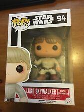Funko Pop Luke Skywalker (: Bespin Encuentro) - Nuevo Star Wars Galactic Convención