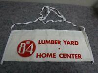 Vintage NOS 84 Lumber Nail Pouch Apron