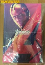 Ready! Hot Toys MMS 296 Avengers Age of Ultron AOU Vision Figure 1/6 New 12 inch
