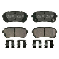 Disc Brake Pad Set Rear Federated D1398C