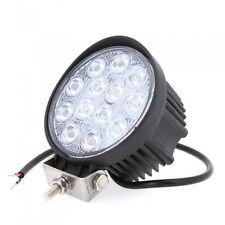 LIGHTBAR UK - 39W LED Flood Work Light Lamp Scene Lighting 12-24v BNIB TO CLEAR