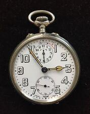 ZENITH Alarm Pocket Watch / montre gousset