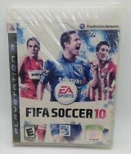 Fifa Soccer 10 (Sony PlayStation 3, 2009). Nip * Factory Sealed Other. Ps3