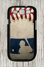 BASEBALL USA SPORT #1 FOR SAMSUNG GALAXY S3 CASE COVER -sfj8Z