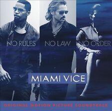 Miami Vice [Original Soundtrack] by Original Soundtrack (CD, Jul-2006,...
