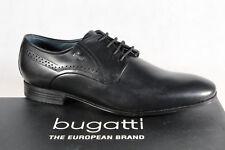 Bugatti Men's Lace-Up Sneaker Black New