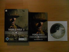 (PC) - World était II: Frontline Command