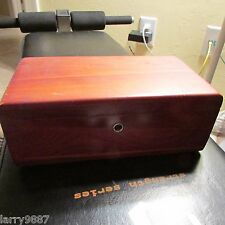 Lane Solid Wood Box Salesman award Levitz furniture