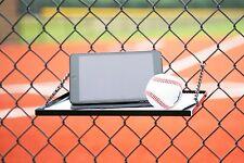 Baseball Scorekeepers Dugout Tray, iPad/tablet size, baseball scorekeeping apps