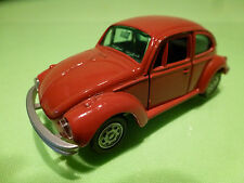 GAMA MINI 898 VW VOLKSWAGEN 1302 BEETLE KAFER - RED 1:43 - EXCELLENT CONDITION