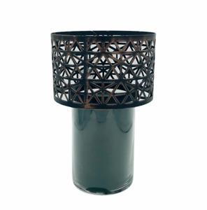 Yankee Candle Tumbler Jar Candle Shade, Bronze Belmont, NWT