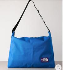 The North Face Purple Label TNFP Shoulder Bag Cobalt Blue Big size nylon