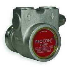 Procon 113A140f31ba 250 Pump,Rotary Vane,Ss