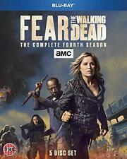 Fear The Walking Dead Season 4 [Blu-ray] [2018] [DVD][Region 2]