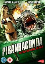 PIRANAHCONDA - DVD - REGION 2 UK