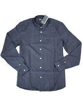 Fred Perry Button-Down Langarmhemd M4514 738 Distorted Gingham  7382