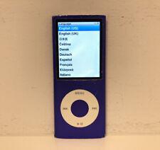 Apple iPod nano 4th Generation Purple (8 GB)