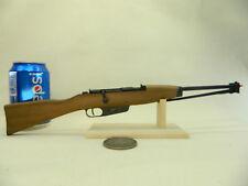 Metal gun scale model - Scale 1:3 WW2 Italian Carcano 91/38 miniature cap gun U