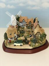 Lilliput Lane (L2558) THE VILLAGE GREEN Ltd Ed 0418/2500 - Inc Box & Certificate