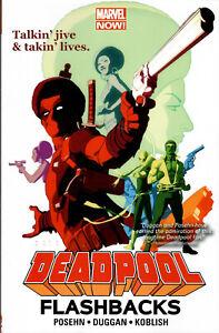 Deadpool: Flashbacks Marvel Now! TPB Graphic Novel New
