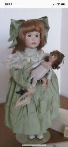 Wendy Lawton Anna Marie & Jewel Doll AP 6