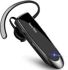 Bluetooth Earpiece For Cell Phone Best Hands Free Wireless Headset Trucker Drive