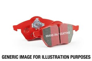 EBC Brakes DP33039C EBC Redstuff Ceramic Low Dust Brake Pads Fits 15-18 Mustang
